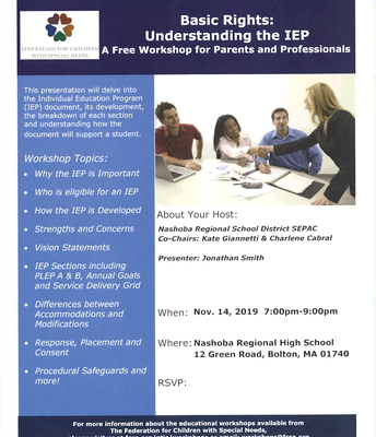 Understanding the IEP
