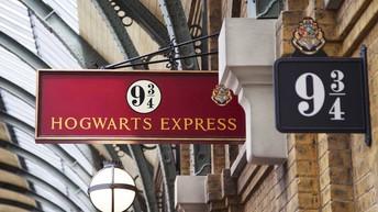 Celebrating Harry Potter