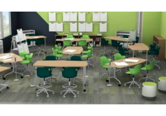 Apply for a Steelcase Active Learning Center Grant