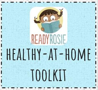 Healthy-at-Home Toolkit (Saludable en casa)