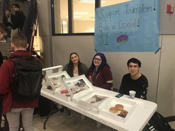 Newspaper Fundraiser