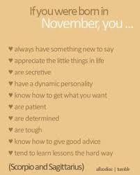 Important Dates and Birthdays