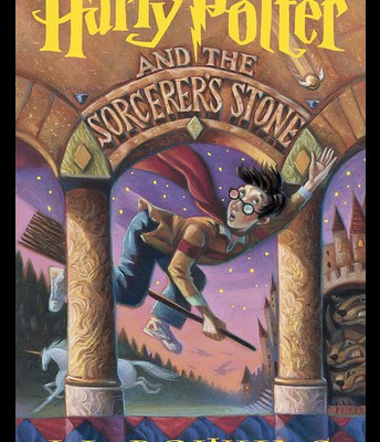 Chapter Book- Harry Potter and the Sorcerer's Stone