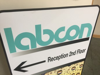 Arriving at LabCon