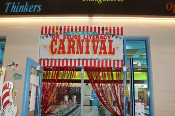 Welcome to Dr. Seuss Literacy Carnival!