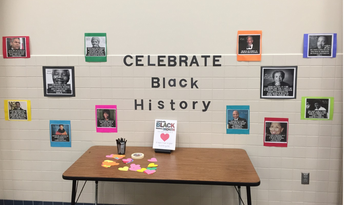 Celebrating Black History Month at DMMS