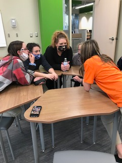 Galion's Middle School ROAR program attends North Central State College Success Center for Career Readiness
