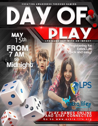 Day of Play - Friday, May 15th