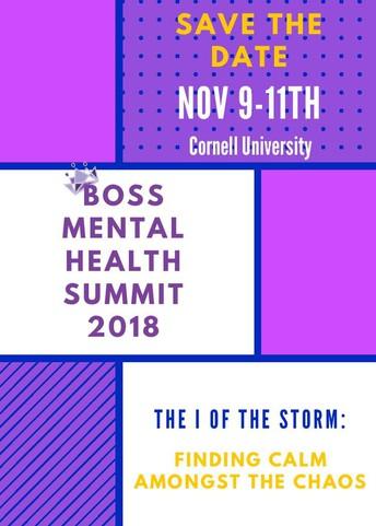 BOSS Mental Health Summit