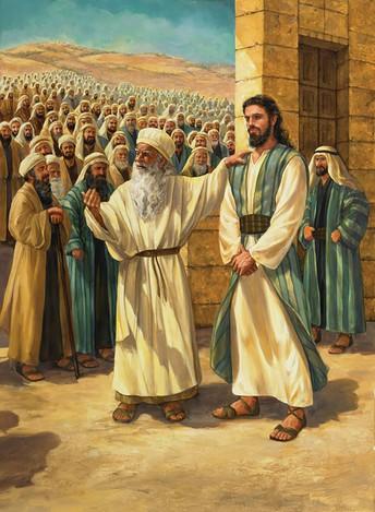 Saul Becomes King of Israel