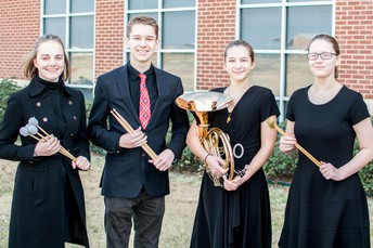 BAND SOLOISTS AND ENSEMBLES ADVANCE TO STATE!