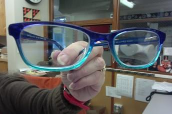 Missing some glasses?