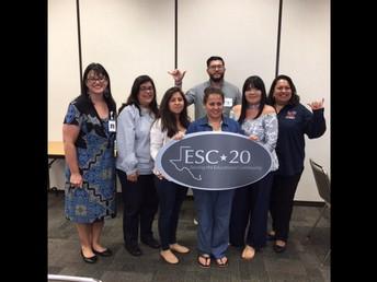 NEISD Brings Parents to an ESC-20 Training!