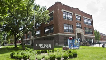 Horace Mann Elementary School                           (At New Hoover for 18-19)