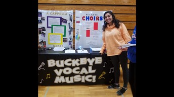 Choral Program at Buckeye High School