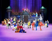 "Disney on Ice ""Infinite Energy Arena"""