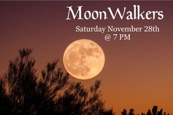 November 28th Moonwalkers