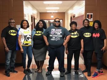 Bat People!