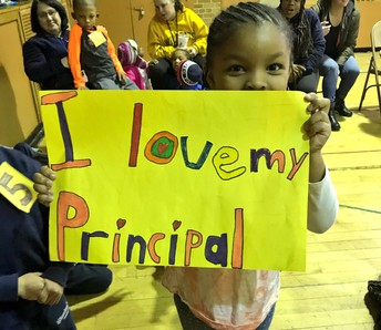 Your sign is gorgeous...don't you worry Esiah, I love you too!