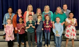 Principal Star Award Winners