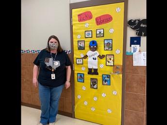 Mrs. Garza celebrates BHM!