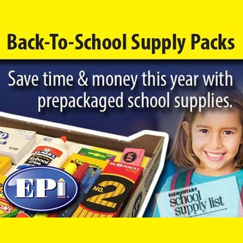 Back-To-School Kits Pre-Order is Now Available