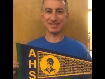 Assistant Principal, Dennis Joule