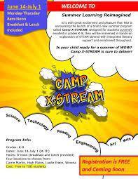 Camp X-STREAM