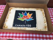 Thanks to everyone involved in our Canada 150 Celebration!