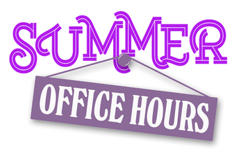 Summer Office Hours and Workbook Checkpoint