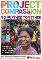 Project Compassion boxes due 30 March