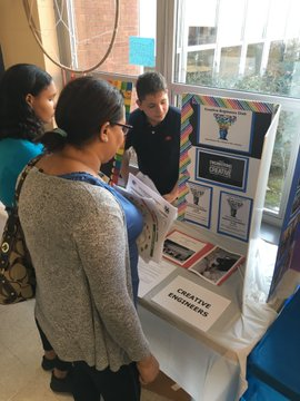 Clubs and Activities Fair at NBMS