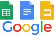 Material Design for Google Docs, Sheets, Slides, and Sites on Web