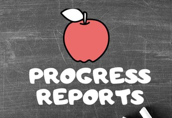 Progress Reports are Viewable TODAY!