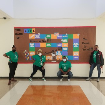 Ms. Dance, Ms. Lawson, Mr. Thompson, Mrs. Lewis