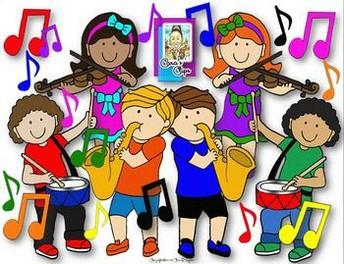 5th Grade Music Concert--November 15th!