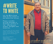 #Write To White - Letters due Dec. 11