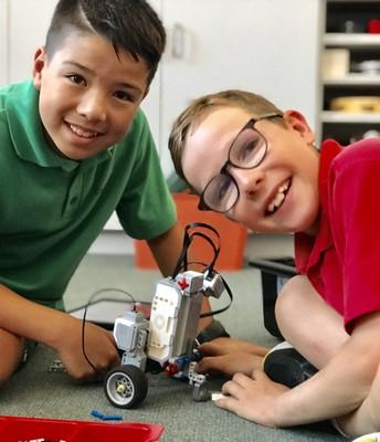 Fun with Robotics!