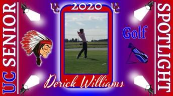 UC Class of 2020 Derick Williams