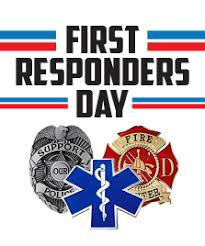 Did you know that Oct. 28th is National First Responders Day?