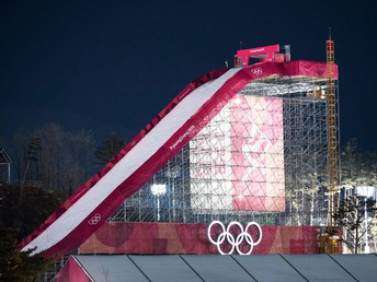 The BIG Engineering behind Olympic Snowboarding's Air Event