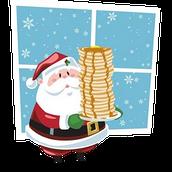 PTA Pancake Breakfast with Santa