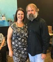 Elizabeth and Jeff Fenter