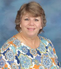 Patty Collins, instructional assistant