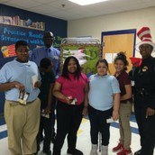 The Cat in the Hat with Dr. Aluoch's Class