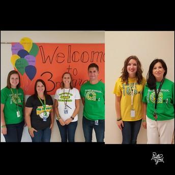 3rd Grade team