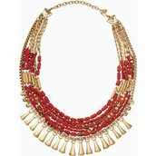 Bliss Statement Necklace- $118