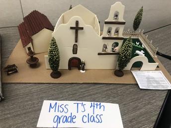 Miss T.'s 4th Grade Class.