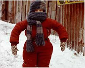 Dress your child for recess please - it's cold outside!