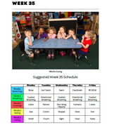 Mindful Classrooms--Week 35